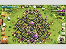 Clash Of Clans Base Anti Hog Dan Giant Town Hall 8 Semua