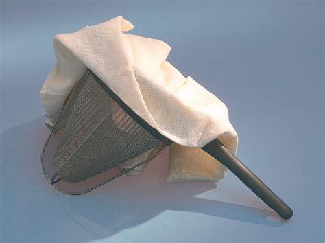 tamine passe bouillon mousseline toile de coton