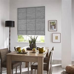 Store Enrouleur Bois : store enrouleur tamisant straight gris 85x190 cm leroy ~ Premium-room.com Idées de Décoration