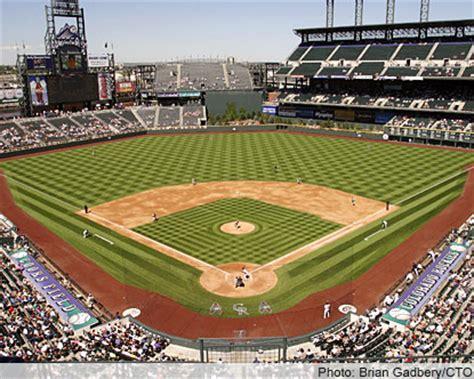 coors field colorado rockies baseball coors field