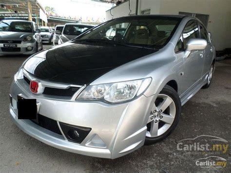 Modified Silver Cars by Honda Civic 2009 S I Vtec 1 8 In Kuala Lumpur Automatic