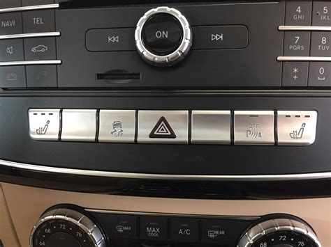 When the chrysler group was subsequently sold off to cerberus capital management. Did Mercedes remove the 2018 GLE 350 Start and Stop ECO button? : mercedes_benz