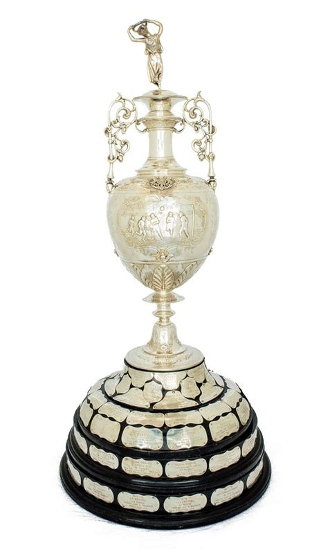 Football League First Division Trophy, 1890