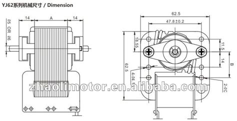Shaded Pole Motor Wiring 3 Wire by Shaded Pole Motor Schematic Impremedia Net