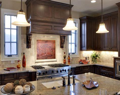 kitchen copper backsplash kitchen backsplash my copper craft 3413