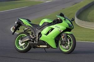 2008 Kawasaki Ninja Zx-6r Review