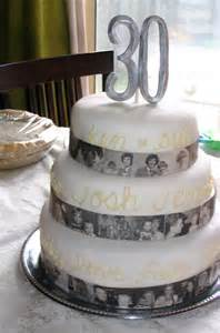 30th wedding anniversary ideas 30th wedding anniversary cake toppers the wedding specialists