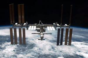 wordlessTech | The Space Station has made its 100,000th Orbit!