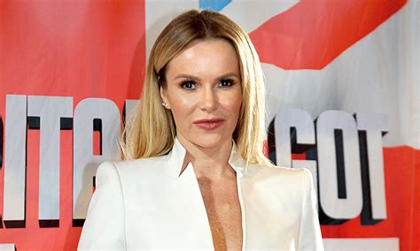 Amanda Holden Shares Rare Picture Of Daughter During