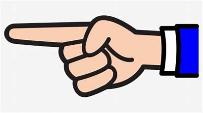Finger Pointing Clipart Point Clip Kindpng Picc