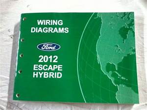 2012 Ford Escape Hybrid Wiring Diagram Manual