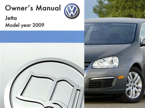 volkswagen jetta owners manual