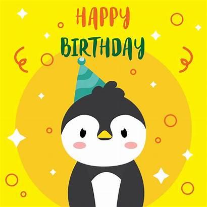 Birthday Happy Animals Vector Animal Clipart Graphics