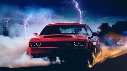 Demon Challenger Dodge Srt Wallpapers Mopar Begun