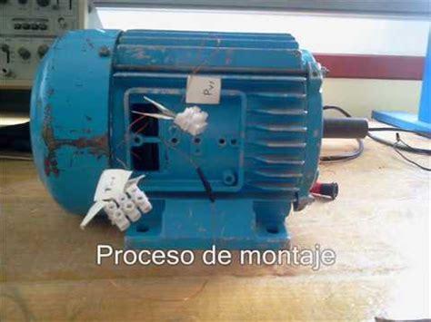bobinado de un motor el 233 ctrico trifasico youtube