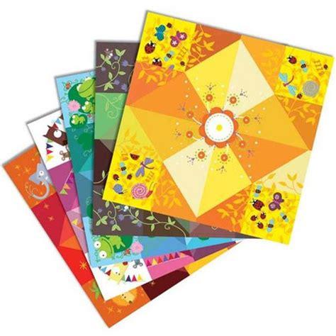 Speelgoed Djeco by Djeco Origami Vogelspel Dj08764 Ilovespeelgoed Nl