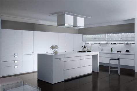 Cucine Moderne Bianche Laccate by Cucine Bianche Moderne Cose Di Casa