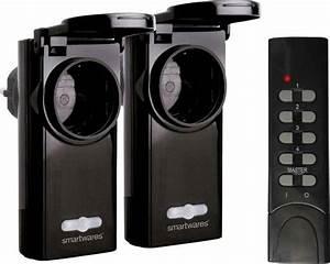 Smart Home Steckdosen : smartwares smarthome sh5 set op36 funk steckdosen set ~ Yasmunasinghe.com Haus und Dekorationen