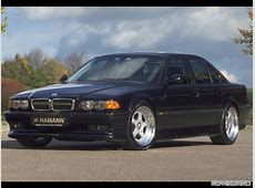Hamann BMW 7 Series E38 photos PhotoGallery with 2