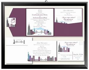 love in the city wedding invitations houston With wedding invitations cheap nyc