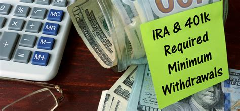 retirement plan ira required minimum distributions faqs
