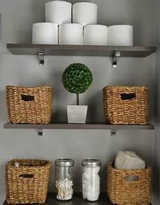 Décorer Ses Toilettes : d corer ses toilettes sans faire ringard elle d coration ~ Premium-room.com Idées de Décoration