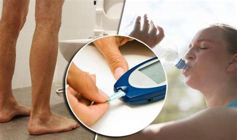 type  diabetics  increased thirst  frequent