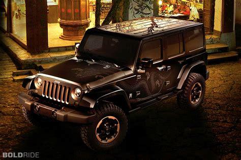 2012 Jeep Wrangler Dragon Design Concept Offroad 4x4 Q