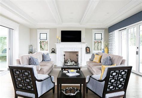 Living Room With Fireplace And Doors by Living Room Coastal Living Room Modern Coastal Living