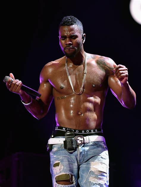 Shirtless Photos Of Jason Derulo  Popsugar Celebrity Photo 7