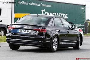 Audi A4 B9 Nachrüsten : 2016 audi a4 b9 spy shots without camo gtspirit ~ Jslefanu.com Haus und Dekorationen