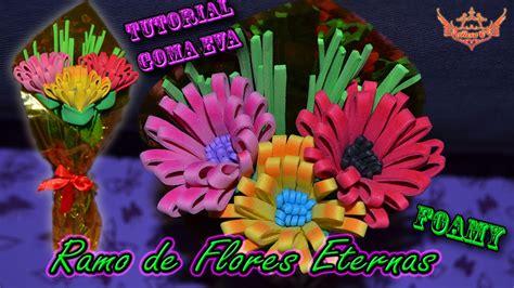 Tutorial: Ramo de Flores Eternas para Día de la Madre
