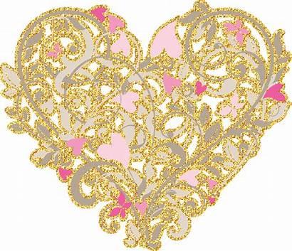 Heart Glitter Graphics Myniceprofile Tweet