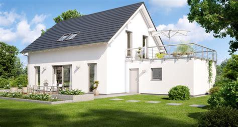 Haus Mit Dachterrasse by Ihr Massivhaus Mit Garage Kern Haus