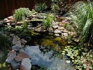 Gartenteich Gestalten Bilder : sch nen gartenteich anlegen gestalten sie einen wassergarten ~ Whattoseeinmadrid.com Haus und Dekorationen