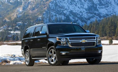 2018 Chevrolet Suburban Will Come Refreshed New Trim