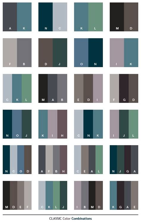 Best 25+ Color Combinations Ideas Only On Pinterest