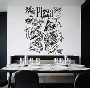 best 25 pizza restaurant ideas on pinterest restaurant With nice bistro wall decals