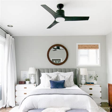 tips  install  ceiling fan   diy playbook
