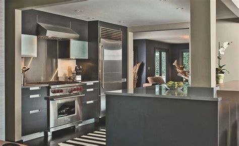 cuisine concept plus pour ou contre la cuisine ouverte sur le séjour