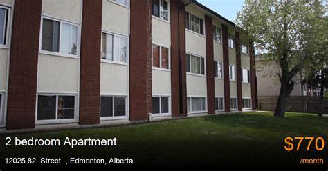 street edmonton apartment  rent
