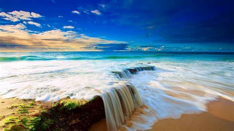 beautiful ocean scenes wallpaper  images