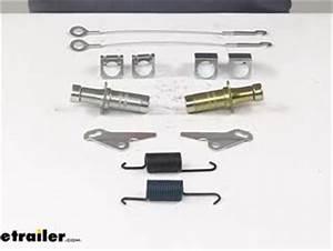Replacement Brake Adjuster Kit For Dexter 12 4 U0026quot  Forward