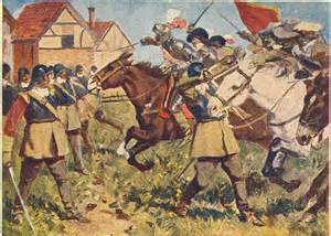 Image result for 1642 - The English Civil War