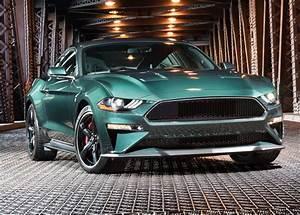 Ford Mustang Bullitt (2019, sixth generation) photos | Between the Axles