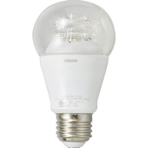 sylvania a19 40w 120v e26 base dimmable soft white ultra