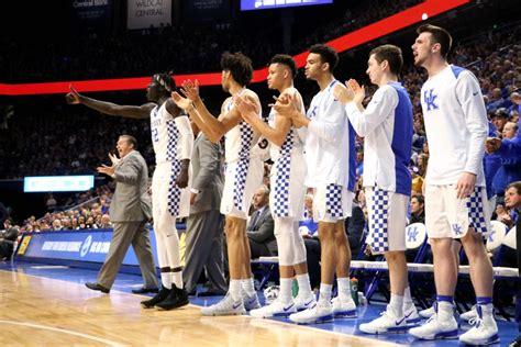 Kentucky Men's Basketball vs. Alabama | | kykernel.com