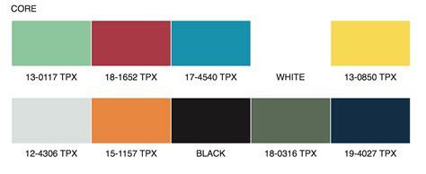 Color Palette Springsummer 2020