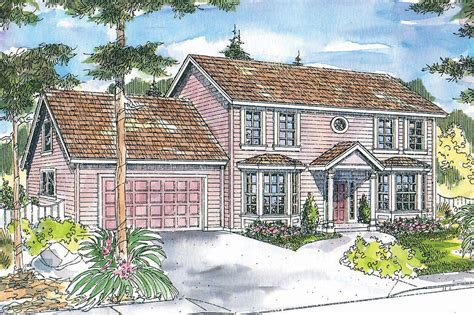 colonial home plans colonial house plans ellsworth 30 222 associated designs