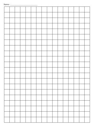long division graph paper    grade  home